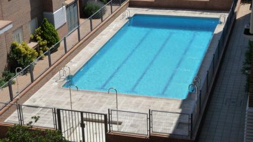 Canillejas, semi-lujo, 3 Hab, Garaje, trastero, piscina, seguridad