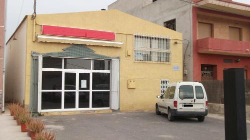 ROSNELY VENDE NAVE DE 400M² EN LA CAMPANETA - ORIHUELA
