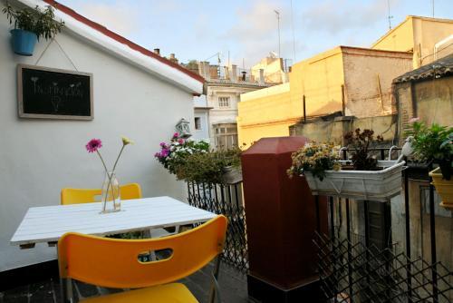 Ático en el centro histórico de Valencia, barrio del Carmen