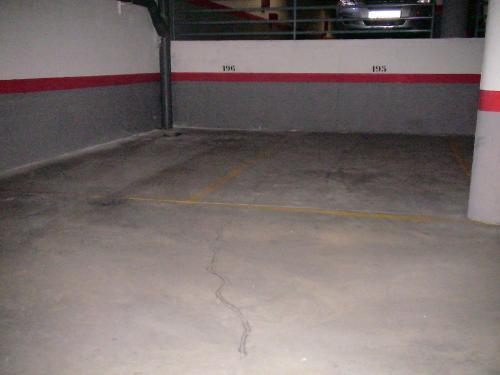 Vendo amplia plaza de garaje