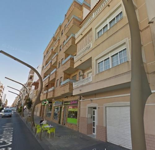 piso centro caballero de rodas, Torrevieja