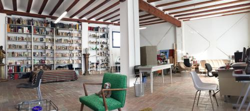 Fantástico LOFT-STUDIO con TERRAZA en el CENTRO de Valencia