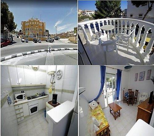 Apartamento 2 dormitorios junto al Golf Villamartin