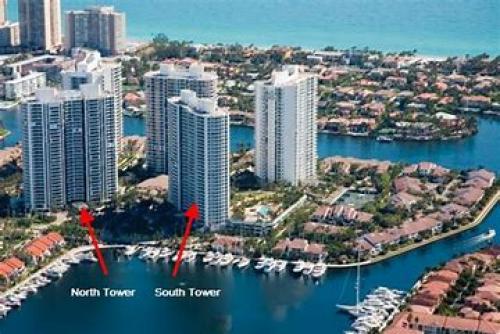 Lujoso apartamento en Aventura, FL USA