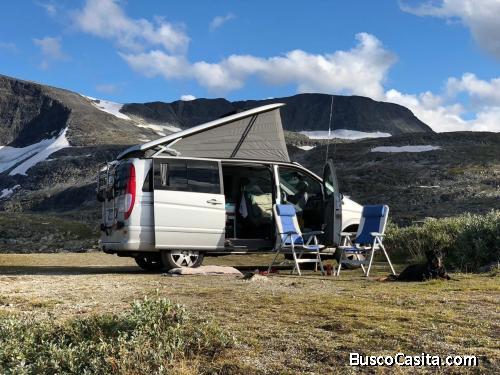 Mercedes-Benz Viano Marco Polo Westfalia, Automático, 4x4, Campingbil