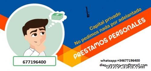Contacta con oferta de préstamo - por gratis